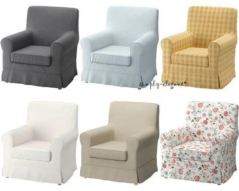 Ikea Cover Ektorp Jennylund Chair Armchair Slipcover