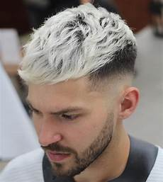 coiffure homme blond 20 stylish s haircuts in 2019 hair color
