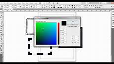 using the eyedropper tool in adobe indesign youtube