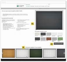 fm porte sezionali realizzazione sito web per azienda produttrice di porte