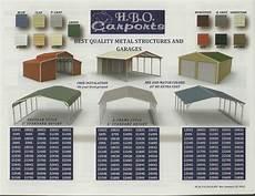 hbo garage hbo best quality metal structures garages amish sheds