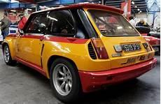 r5 turbo a vendre apparement