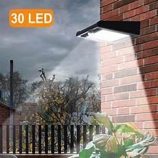 security floodlights 30 led solar lights outdoor super bright iextreme solar motion sensor