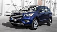 2019 Ford Kuga Review Top Gear