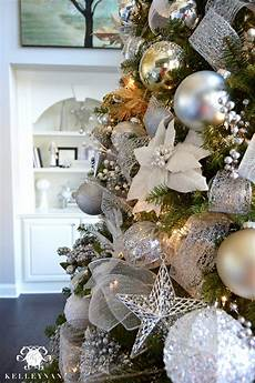 White Decorations For Tree by 2015 Home Tour Kelley Nan
