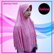 Jual Beli Jilbab Instan Syari Motif Kerudung