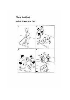 picture composition worksheets grade 3 22765 guided story writing esl worksheet by anooravi