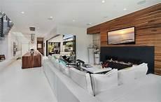 moderne luxusvilla innen moderne luxusvilla in kalifornien mit edlem