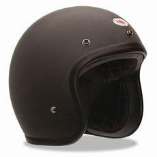 casque jet bell casque bell custom 500 carbon solid black en stock