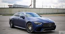 2019 mercedes amg gt 4 door coupe drive pictures