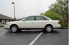 audi a6 1996 buy used 1996 audi a6 quattro base sedan 4 door 2 8l low mileage in new port richey florida