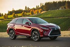 2016 Lexus Rx Hybrid Offers Flexibility Functionality And
