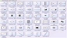 floor plan symbols floor plan symbols electrical see description youtube