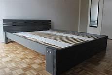 faire un lit en bois comment fabriquer un lit ep08 camas lit lit bois y