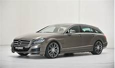 mercedes cls kombi brabus tunes mercedes cls station wagon to 619 hp