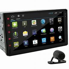 7 hd in dash car radio tablet android 4 2 2din