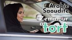 arabie saoudite femme conduire l arabie saoudite autorise les femmes 224 conduire mais
