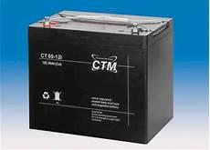 ctm wartungsfreie agm batterie bleiakku ct80 12i 12 volt