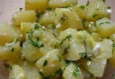 recette salade de pomme de terre alsacienne salade de pommes de terre au thermomix recette thermomix