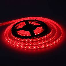 led stripe 5m 5m superbright led strip 5050 60led m red expo supplies