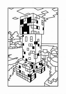 Zauberer Malvorlagen Minecraft 21 Best Minecraft Coloring Pages Images On