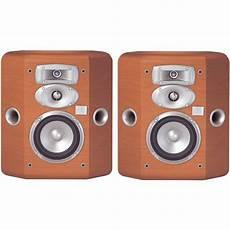Jbl L810 3 Way Bookshelf Speakers Cherry Pair L810ch H B H