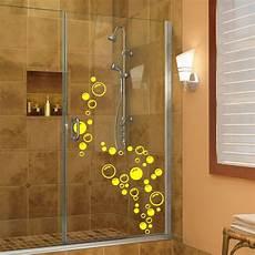 sticker salle de bain bulles de savons stickers stickers