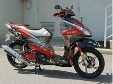 Modifikasi Motor Vario Techno by Gambar Modifikasi Motor Honda Vario Techno Terbaru Cara