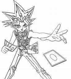 Malvorlagen Yu Gi Oh Cards Yu Gi Oh Cards Cast Coloring Page Coloring Pages