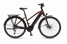 winora sinus i10 500 damen pedelec e bike trekking fahrrad