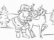 Malvorlagen Rentier Text Malvorlage Weihnachten Rentier Malvorlagen 1