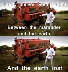 Top Gear Marauder Vs Earth