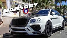 bentley bentayga mansory mansory bentley bentayga in