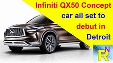 how things work cars 2000 infiniti i navigation system car review infiniti qx50 concept car all set to debut in detroit read newspaper tv youtube