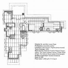 pope leighey house floor plan pope leighey house virginia google search house floor