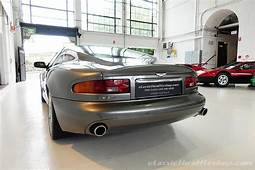 1993 Aston Martin DB7 GTA  Classic Throttle Shop