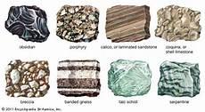 rock definition characteristics types britannica com
