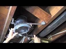ricksdiy recessed lighting diy tutorial wiring wmv youtube