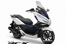 Modif Spacy Jadi Pcx by Cuma Warna Dan Modal Windshield Motor Honda Pcx