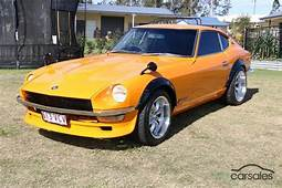 1970 Datsun 240Z Manual $52000  Wide Bodies And Deep
