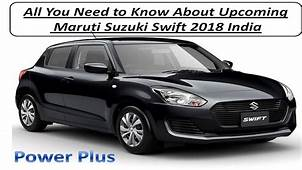 Maruti Swift 2018 India In Hindi Upcoming