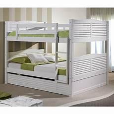 lit 2 personnes blanc lit superpos 233 2 personnes blanc id 233 es chambre 224 coucher
