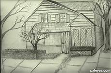 My Dream Home Picture By Alwani For My Home Drawing