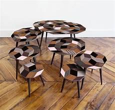 table basse penrose fancywood small 28 x 29 x h 30 cm