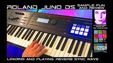 Roland Juno Ds Sle Review Loading Analog