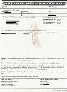 my k1 fiancee visa experience noa 1 notice of action form