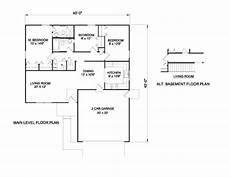 1100 square feet house plans ranch style house plan 3 beds 2 baths 1100 sq ft plan