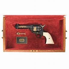 cased colt wayne commemorative single action army revolver with box