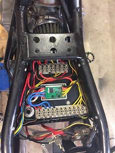 Electric Motorcycle Fuse Box Light by Motorcycle Electrics 101 Purpose Built Moto Bike