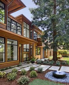 modern glass house open landscaping decorations cool modern simple wooden house designs to be inspired by